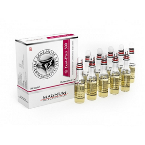 Magnum Test-Plex 300 Magnum Pharmaceuticals 10ml vial (300mg/ml)