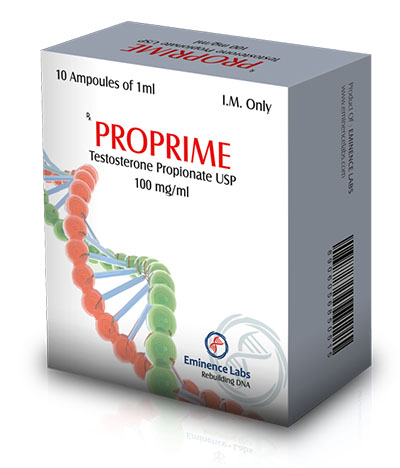 Proprime Eminence Labs 10 ampoules (100mg/ml)