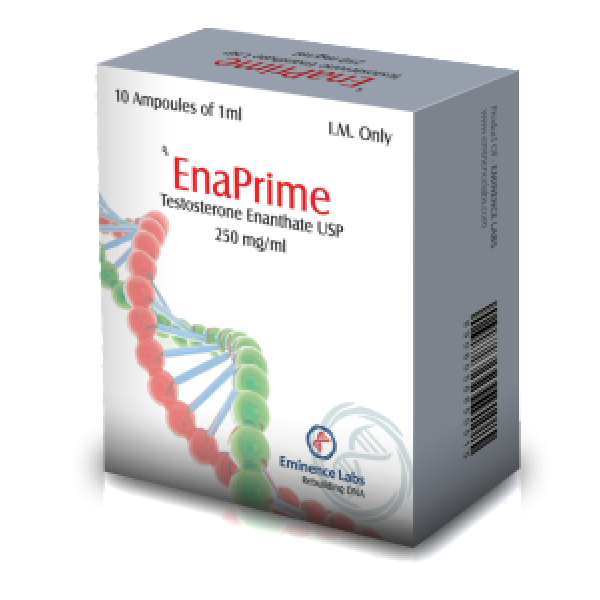 Enaprime Eminence Labs 10 ampoules (250mg/ml)