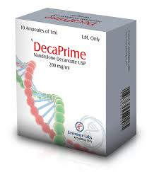 Decaprime Eminence Labs 10 ampoules (200mg/ml)
