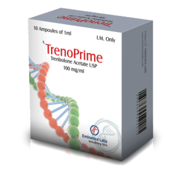 Trenoprime Eminence Labs 10 ampoules (100mg/ml)