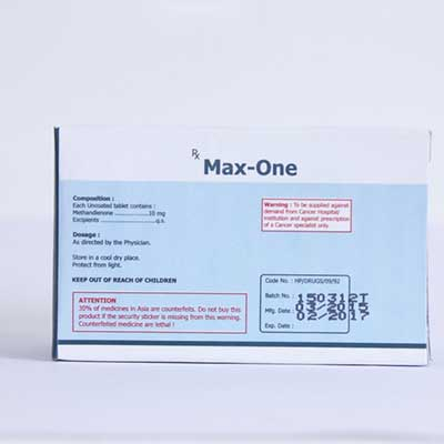 Max-One Maxtreme 10mg (100 pills)