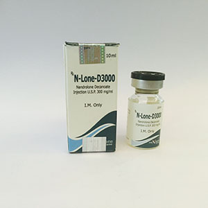N-Lone-D 300 Maxtreme 10ml vial (300mg/ml)