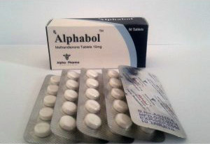 Alphabol Alpha Pharma 10mg (50 pills)