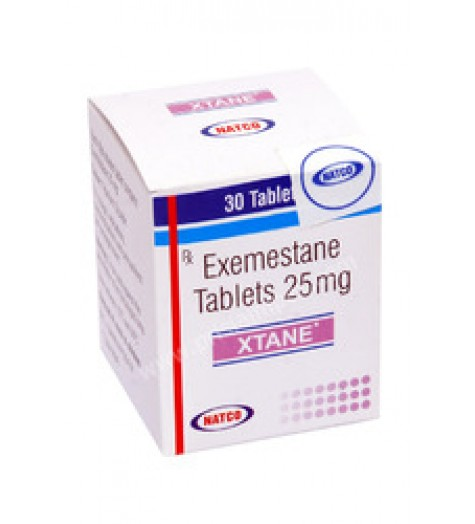 Exemestane Natco Pharma 25mg (28 pills)