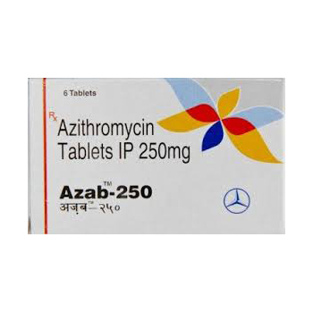 Azab 250 Parth 250mg (6 pills)