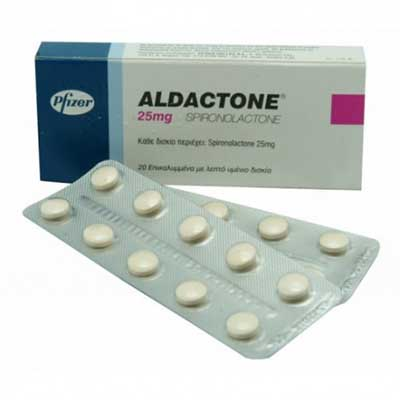 Aldactone RPG 25mg (30 pills)