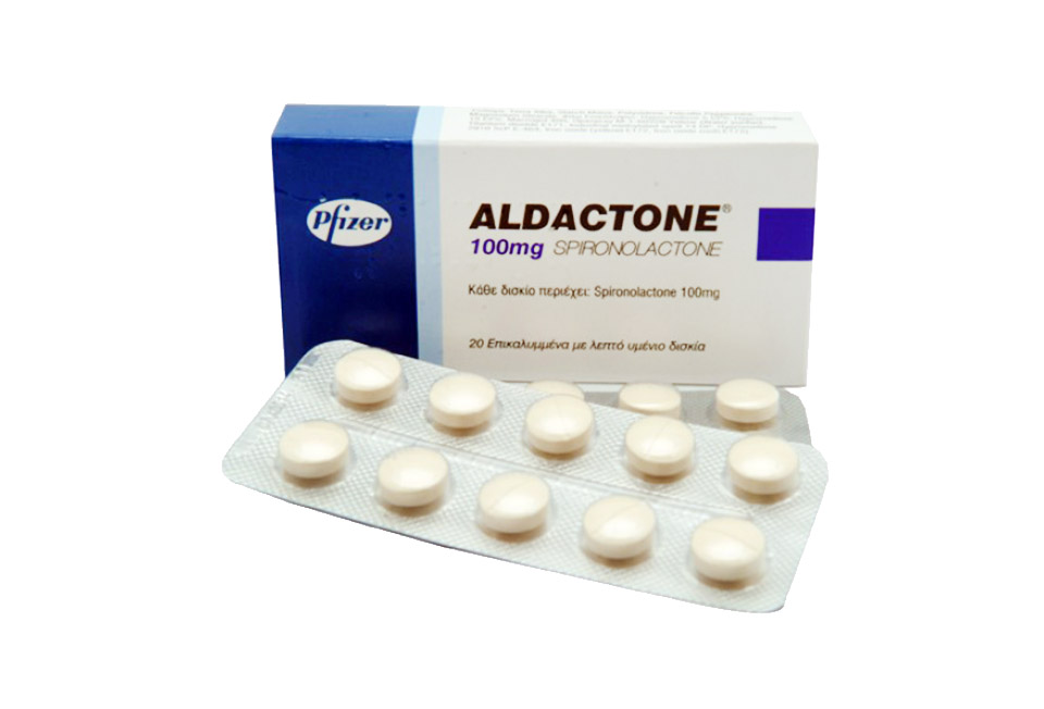 Aldactone RPG 100mg (30 pills)